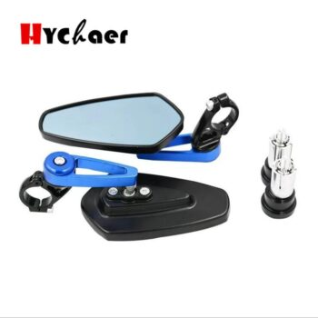 1-Pair-7-8-Inches-Bar-End-Rear-Mirrors-Moto-Motorcycle-Scooters-Rearview-Mirror-Side-View