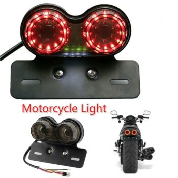 1Pcs-Universal-Accessories-Motorcycle-LED-Twin-Dual-Tail-Turn-Signal-Brake-License-Plate-Integrated-Light-For