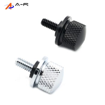 1pc-New-6mm-1-4-Knurled-Driver-Seat-Screw-Bolt-Rear-Quick-Mount-Bolt-for-Cafe