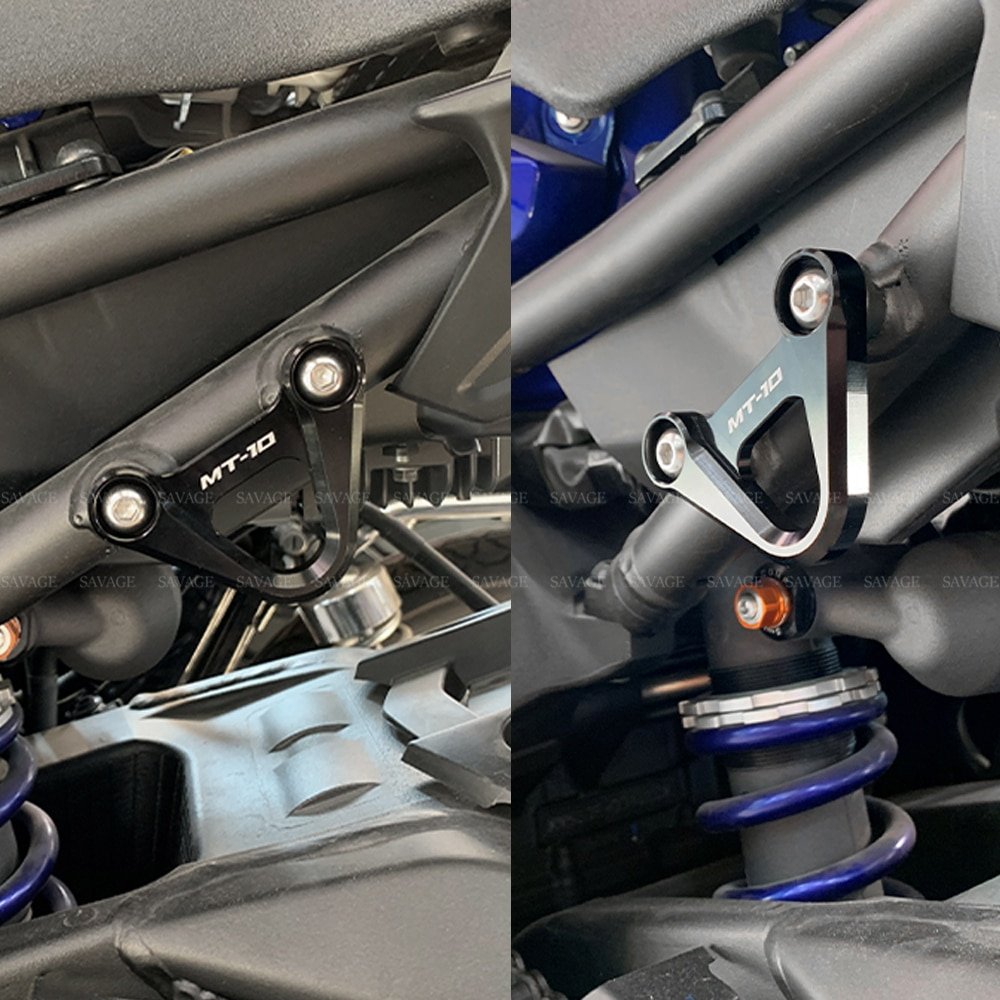 2020-Rear-Foot-Rest-Blanking-Plates-For-YAMAHA-MT10-MT-10-MT-10-FZ10-FZ-10-2