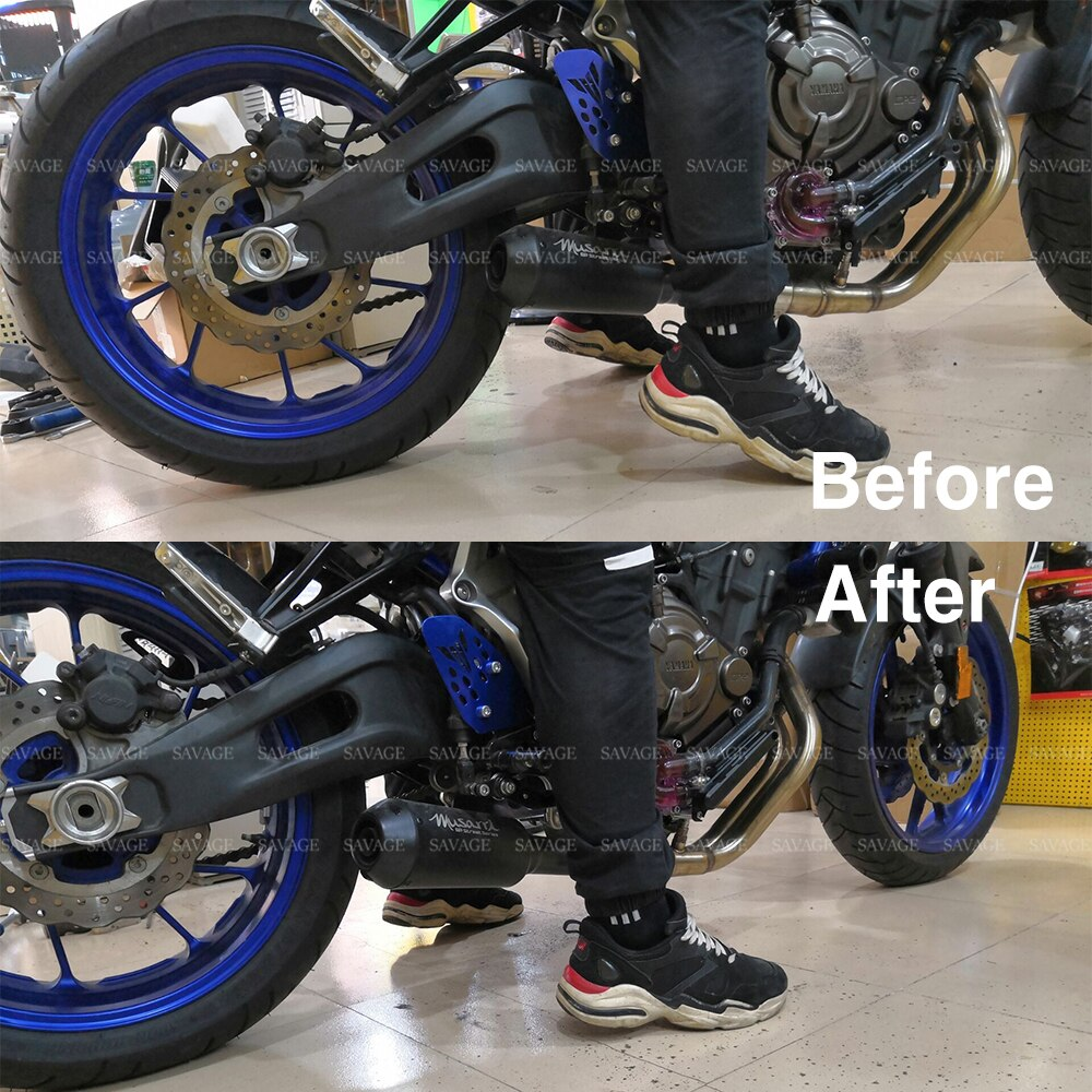 2020-Rear-Suspension-Lowering-Links-For-YAMAHA-MT07-MT-07-FZ07-XSR700-2016-2019-Motorcycle-Accessories-5