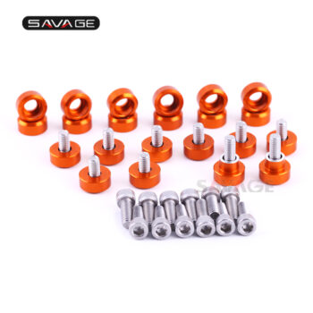 22-PCS-Front-Fender-Frame-Fairing-Bolts-For-KTM-990-ADVENTURE-S-R-2006-2013-Motorcycle