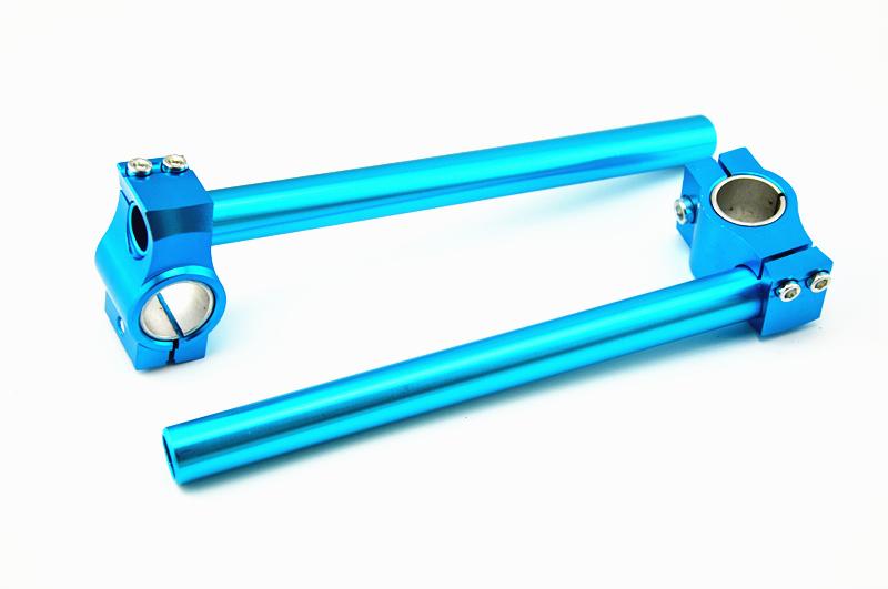 2pcs-Universal-Racing-Adjustable-CNC-26MM-27MM-28MM-29MM-30MM-Clip-On-Ons-Fork-Handlebars-Handle-2