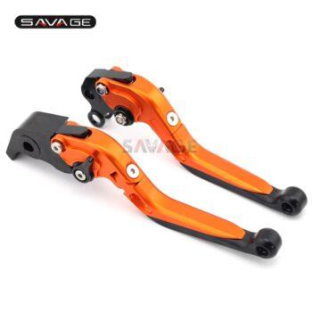 Brake-Clutch-Lever-For-KTM-990-950-SUPERMOTO-Supermoto-SMR-SMT-Motorcycle-Accessories-Folding-Extendable-Adjustable