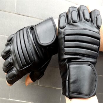 CARPRIE-New-Arrival-Fashion-Men-Winter-Leather-Motorcycle-Sports-Outdoor-Protection-Fighting-Gloves-2019