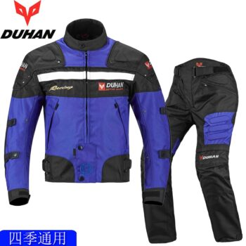 DUHAN-Motorcycle-Jackets-Men-Riding-Motocross-Enduro-Racing-Jacket-Moto-Jacket-Windproof-Motorbike-Clothing-Protective-Gear