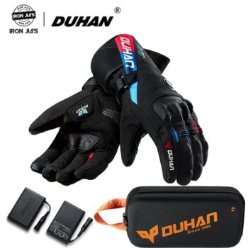 Duhan-Winter-Motorcycle-Gloves-Constant-Temperature-Heating-Warm-Windproof-100-Waterproof-Moto-Guantes-Motorbike-Riding-Gloves