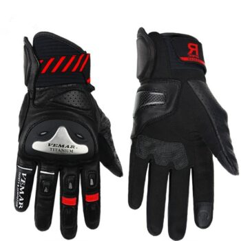 Free-Shipping-Motorcycle-Gloves-Men-s-Leather-Protection-Racing-Gloves-MOTO-Gloves-Motocross-Gloves-4-color