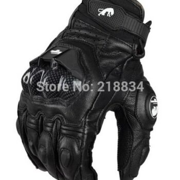 Free-shipping-afs6-10-18-motorcycle-gloves-racing-gloves-cycling-glove-Genuine-leather-Cool-motor-gloves