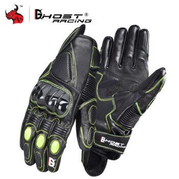 GHOST-RACING-Motorcycle-Gloves-Men-Summer-Motorcross-Gloves-Carbon-Fiber-Guantes-Breathable-Motocicleta-Moto-Riding-Gloves