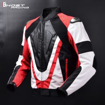 GHOST-RACING-motorcycle-riding-jacket-clothing-anti-fall-leather-sports-suit-motorcycle-jacket