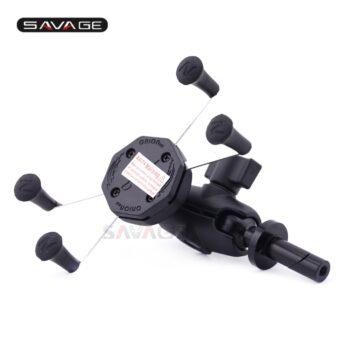 GPS-Navigation-Phone-Holder-For-SUZUKI-GSX1300R-HAYABUSA-GSX-R-1000-GSXR-600-750-Motorcycle-Accessories