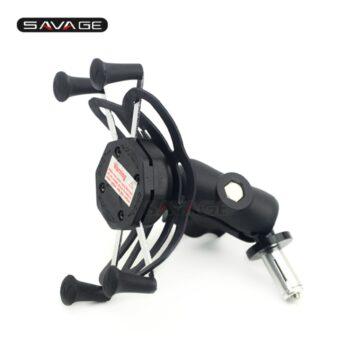 GPS-Phone-Holder-For-KAWASAKI-NINJA-400-NINJA-250-2018-2019-Motorcycle-Accessories-Frame-Bracket-Support