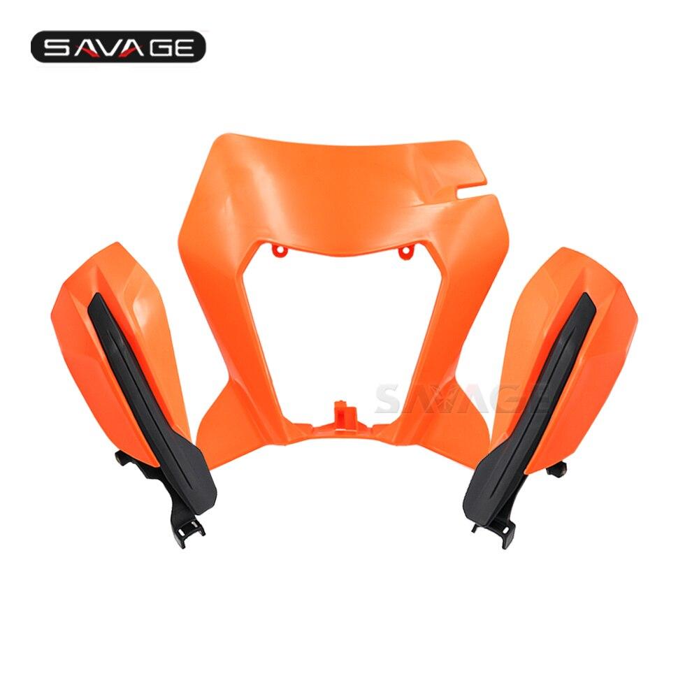 Handlebar-Handguards-Headlight-Mask-For-KTM-690-ENDURO-R-SMC-R-2019-2020-Motorcycle-Accessories-Headlamp-2