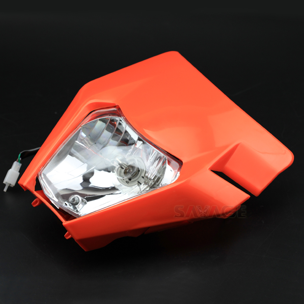 Headlight-Mask-Headlamp-Assembly-For-KTM-EXC-125-200-EXC-250-300-EXC-450-500-2014-2