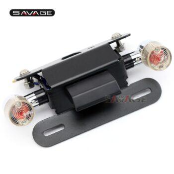 License-Plate-Holder-For-HONDA-MSX-125-Gorm-2013-2019-MSX125SF-Motorcylce-Accessories-Tail-Tidy-Fender