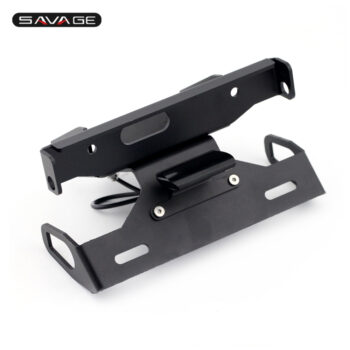 License-Plate-Holder-For-KAWASAKI-ZX-6R-ZX6R-NINJA-2007-2008-Motorcycle-Accessories-Tail-Tidy-Fender