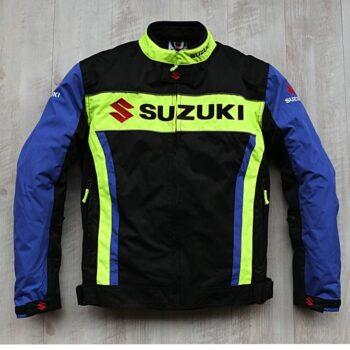 Mens-Motorcycle-Racing-Chaqueta-Moto-Riding-Clothing-Jaqueta-Motoqueiro-Jackets-Cross-Coat-Camiseta-For-Suzuki-Windproof