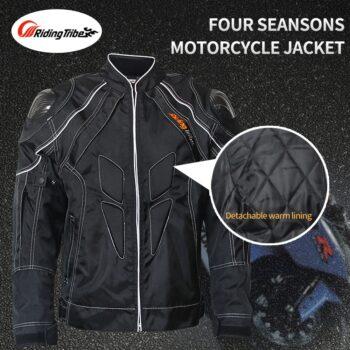 Motorcycle-Jacket-Men-Autumn-Winter-Windproof-Riding-Coat-Racing-Clothing-Carbon-fiber-Shoulder-Protective-Gear-Warm