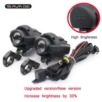 New-High-Brightness-Universal-Front-Driving-Aux-Fog-Lamp-Assembly-For-BMW-F800GS-R1200GS-LC-ADV