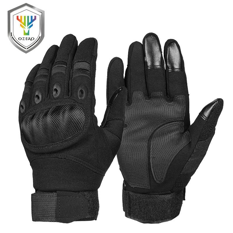 OZERO-Motorcycle-Gloves-Super-Fiber-Reinforced-Leather-Motocross-Motorbike-Biker-Racing-Car-Riding-Moto-Gloves-Men