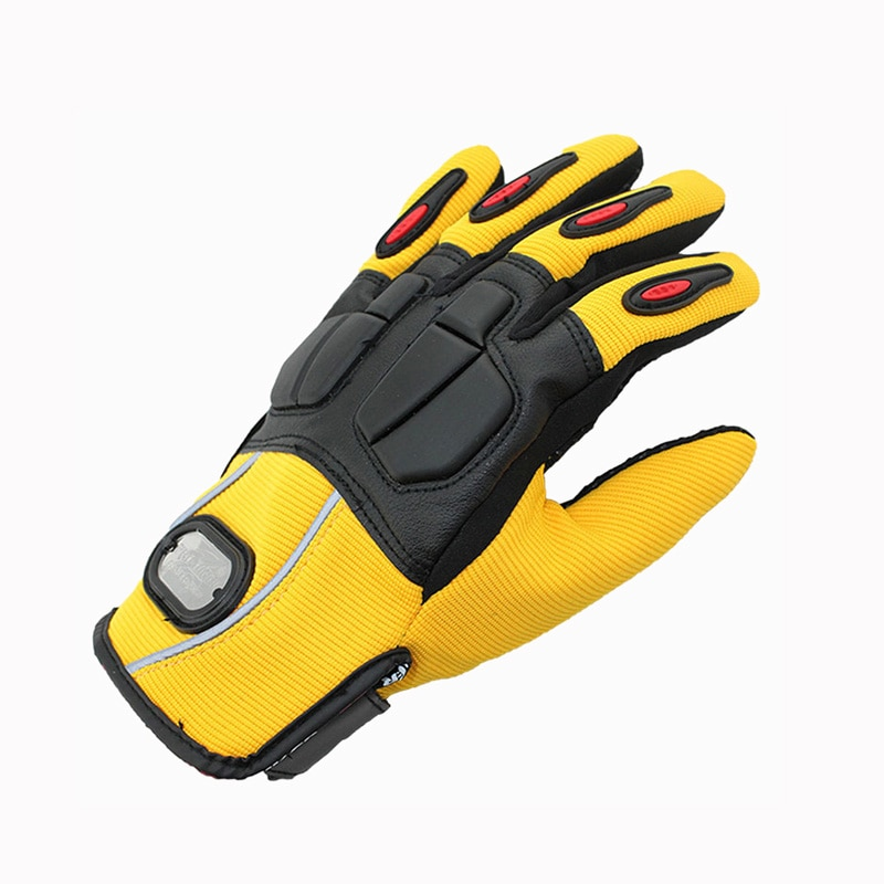 PRO-BIKER-Motorcycle-Gloves-leather-Bike-full-finger-Protective-gear-Guantes-Gant-Racing-Mountain-Bike-Guantes