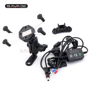 Phone-Holder-For-HONDA-NC700-NC750-CA-300-500-CBF-125-250-CB190R-Motorcycle-Accessories-Navigation
