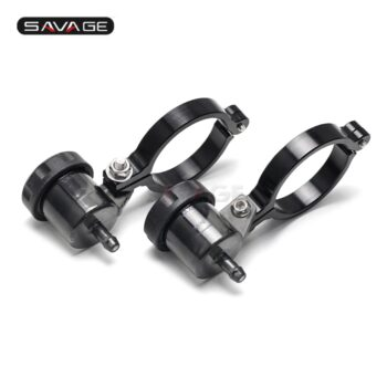 Universa-Performance-Stunt-Front-Rear-Brake-Oil-Fluid-Reservoir-Motorcycle-Bike-Accessories