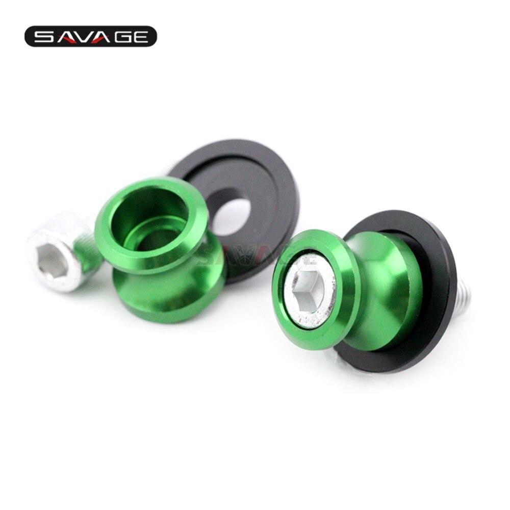 Universal-6mm-8mm-10mm-Swingarm-Spools-For-HONDA-KAWASAKI-SUZUKI-KTM-YAMAHA-Motorcycle-Accessories-CNC-Slider-3