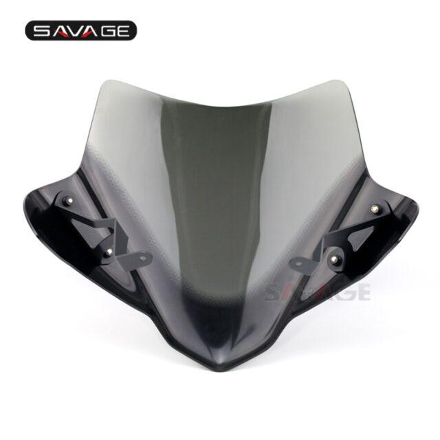 Windshield-Pare-brise-For-YAMAHA-XJ6N-2009-2015-XJ6-Naked-Motorcycle-Accessories-Windscreens-Wind-Deflectors-Smoke-3
