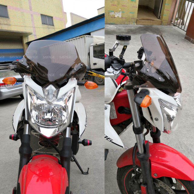 Windshield-Pare-brise-For-YAMAHA-XJ6N-2009-2015-XJ6-Naked-Motorcycle-Accessories-Windscreens-Wind-Deflectors-Smoke-5