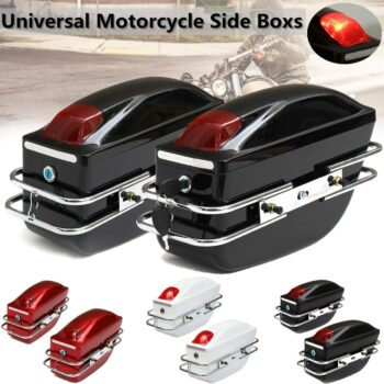 1-Pair-Universal-Motorcycle-Side-Boxs-Luggage-Tank-Tail-Tool-Bag-Hard-Case-Saddle-Bags-For