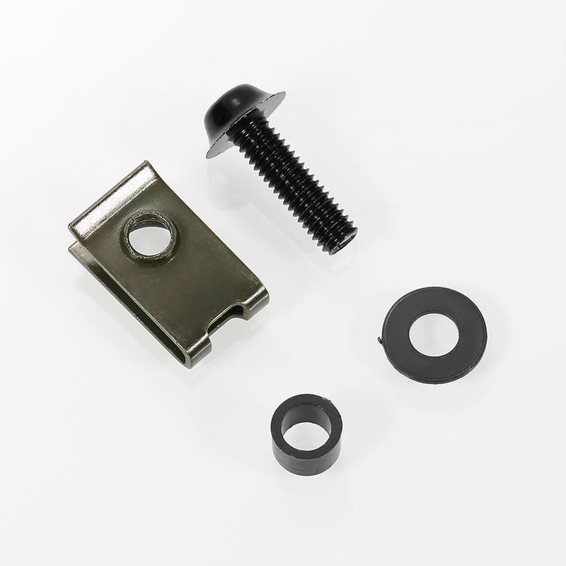 10PCS-Black-Aluminium-Motorcycle-M5-5mm-Fairings-Body-Bolt-Screw-Spire-Speed-Fastener-Clip-Nut-Motorcycle-11