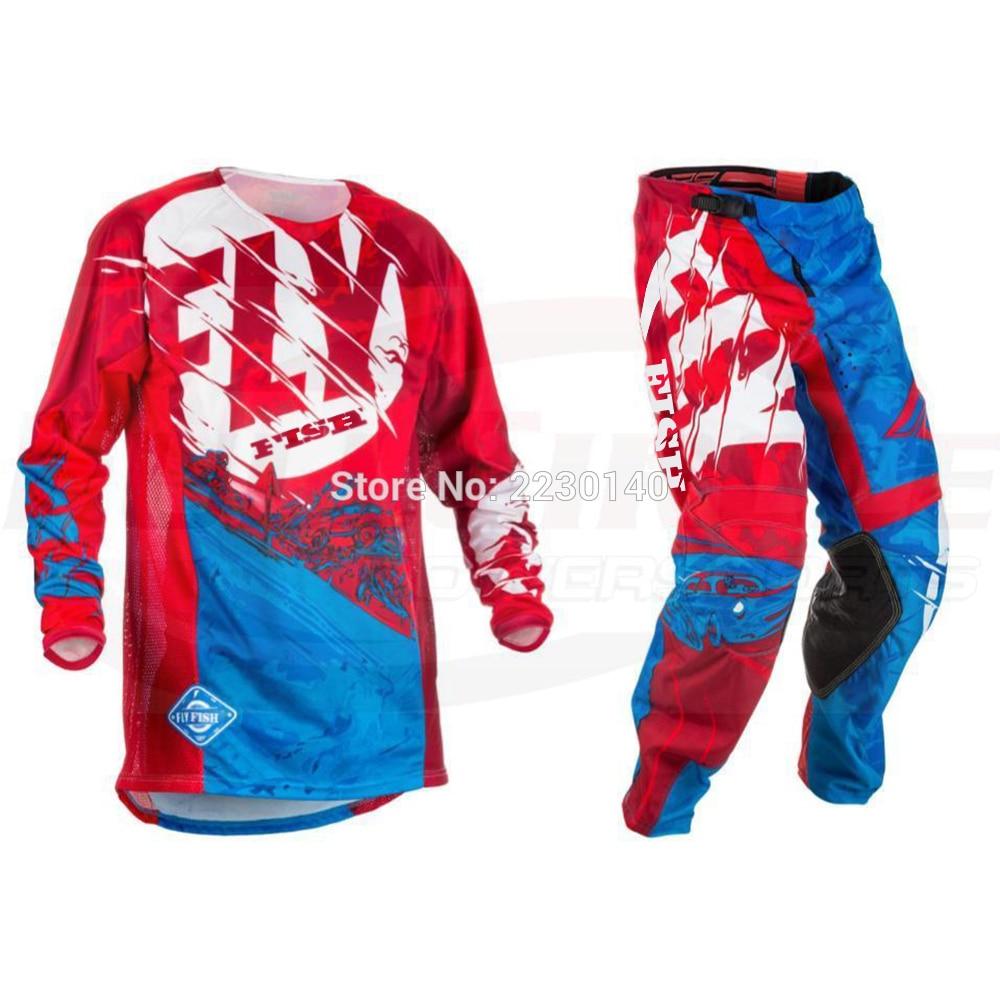 2017-Fly-Fish-Pants-Jersey-Combos-Motocross-MX-Racing-Suit-Motorcycle-Moto-Dirt-Bike-MX-ATV-1