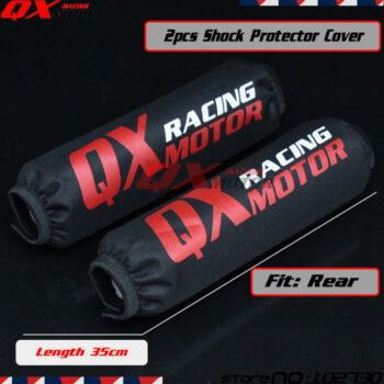 2pcs-350mm-Rear-Shock-Absorber-Suspension-Protector-Protection-Cover-For-CRF-YZF-KLX-Dirt-Bike-Motorcycle