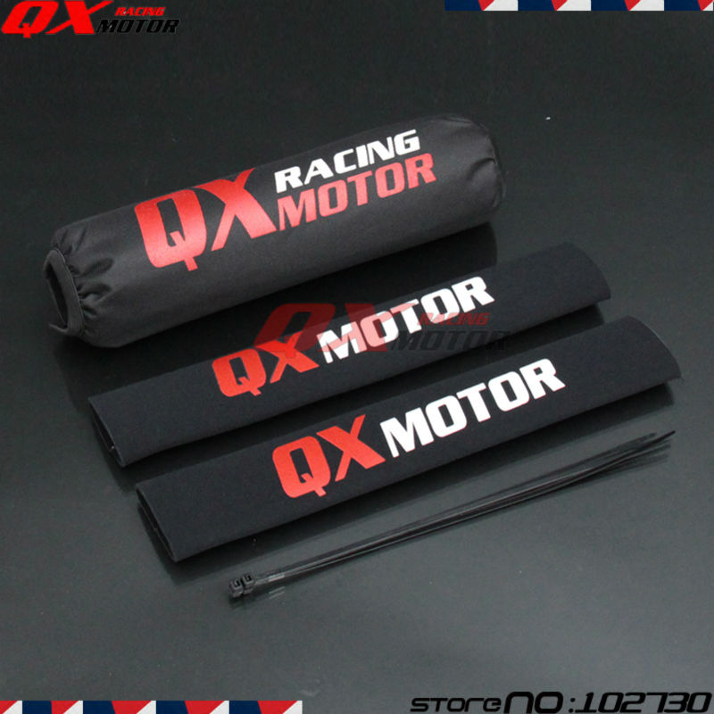35cm-Front-Fork-Protector-Rear-Shock-Absorber-Guard-Wrap-Cover-For-CRF-YZF-KLX-Dirt-Bike-1