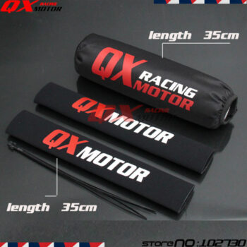 35cm-Front-Fork-Protector-Rear-Shock-Absorber-Guard-Wrap-Cover-For-CRF-YZF-KLX-Dirt-Bike