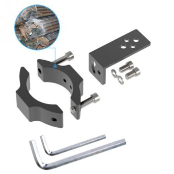 Aluminium-Alloy-Fork-Accessories-Chopper-Headlight-Bracket-Mount-Screw-Install-Repalcement-Durable-Professional-Motorcycle-Use
