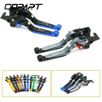 For-HONDA-CMX500-CMX-500-REBEL-300-REBEL300-2017-19-Motorcycle-CNC-Adjustable-Folding-Extendable-Handle