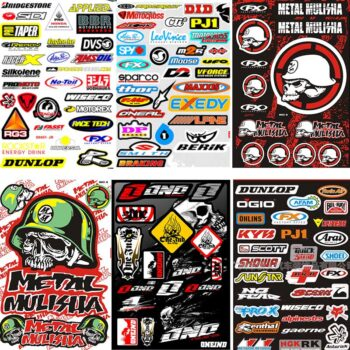 Funny-Waterproof-Skull-Cartoon-Graffiti-Motocross-Helmet-Motorcycle-Decal-Car-Truck-Graphic-Bike-Vinyl-Adhesive-Sticker