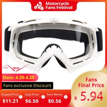 HEROBIKE-Motorcycle-Off-Road-Racing-Goggles-Winter-Skate-Sled-ATV-Eyewear-Motocross-DH-MTB-Glasses-Single