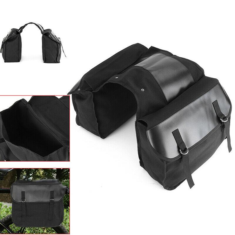 Motorbike-Saddle-Bag-Motorcycle-Canvas-Black-Touring-Waterproof-Panniers-Box-Backseat-Saddle-Bag-Trunk-Luggage-Travel-2