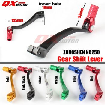 Motorcycle-Aluminum-Folding-Shifter-Shift-Lever-For-NC250-KAYO-T6-K6-BSE-J5-M2-M4-TT