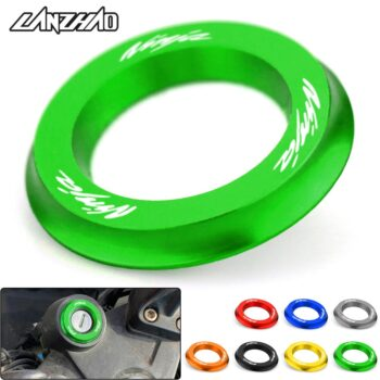 NINJA-Motorcycle-Ignition-Switch-Cover-Ring-CNC-Accessories-for-Kawasaki-Ninja-250-300-400-2013-2014-6