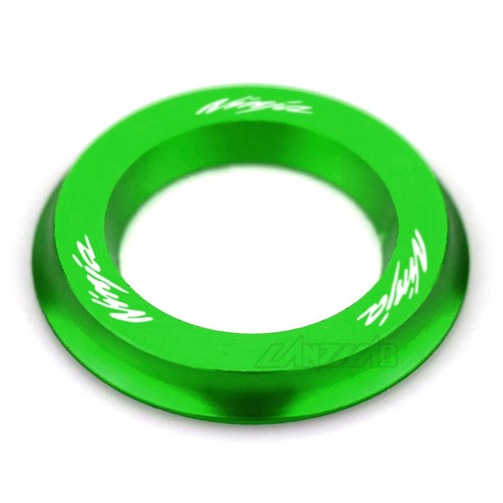 NINJA-Motorcycle-Ignition-Switch-Cover-Ring-CNC-Accessories-for-Kawasaki-Ninja-250-300-400-2013-2014-9