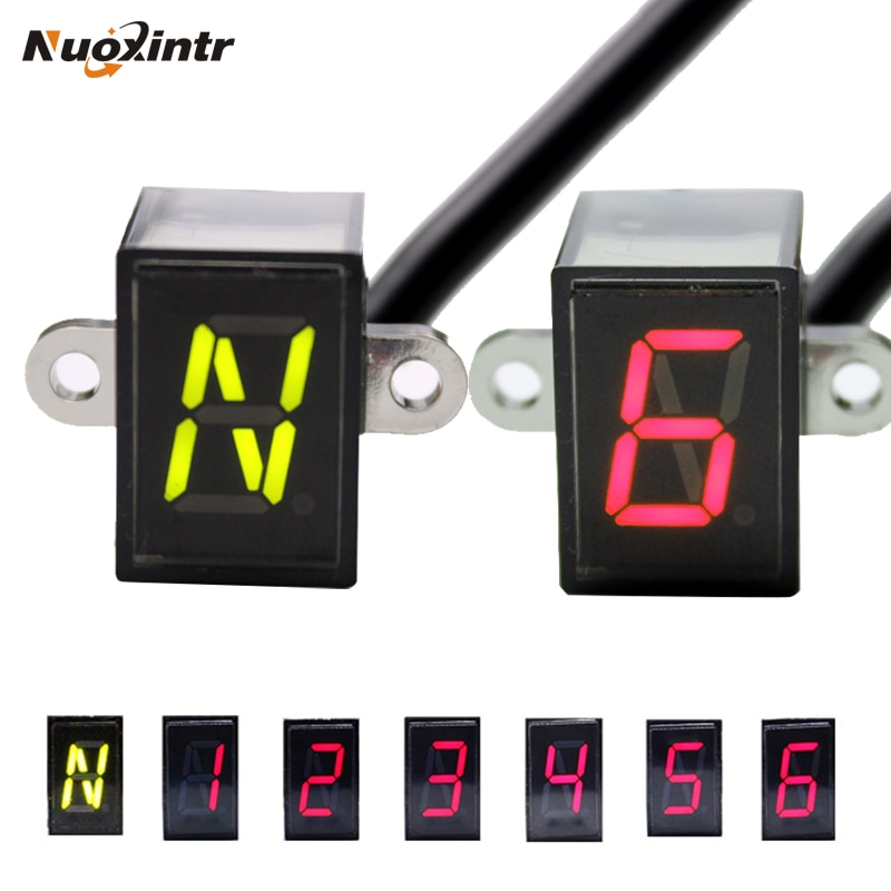 Nuoxintr-6-Speed-Black-Universal-Motorcycle-Digital-Display-Led-Motocross-Off-road-Moto-Light-Neutral-Gear