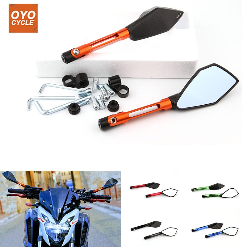 Pair-8mm-10mm-CNC-Aluminum-Motorcycle-Mirror-Rearview-Rear-View-Side-Mirrors-Motorbike-For-Kawasaki-Z900-6