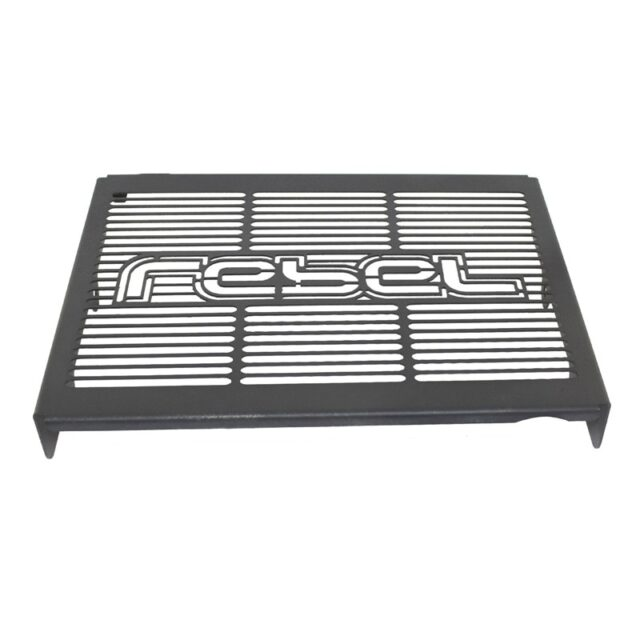 Radiator-Cooler-Grille-Guard-Cover-Frame-Protector-Stainless-Steel-For-HONDA-Rebel-CMX-300-500-CMX300-2