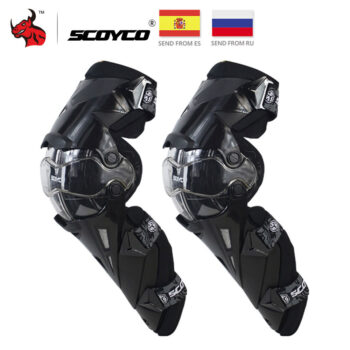 SCOYCO-Motorcycle-Knee-Pads-CE-Motocross-Knee-Guards-Motorcycle-Protection-Knee-Protector-Racing-Guards-Safety-Gears