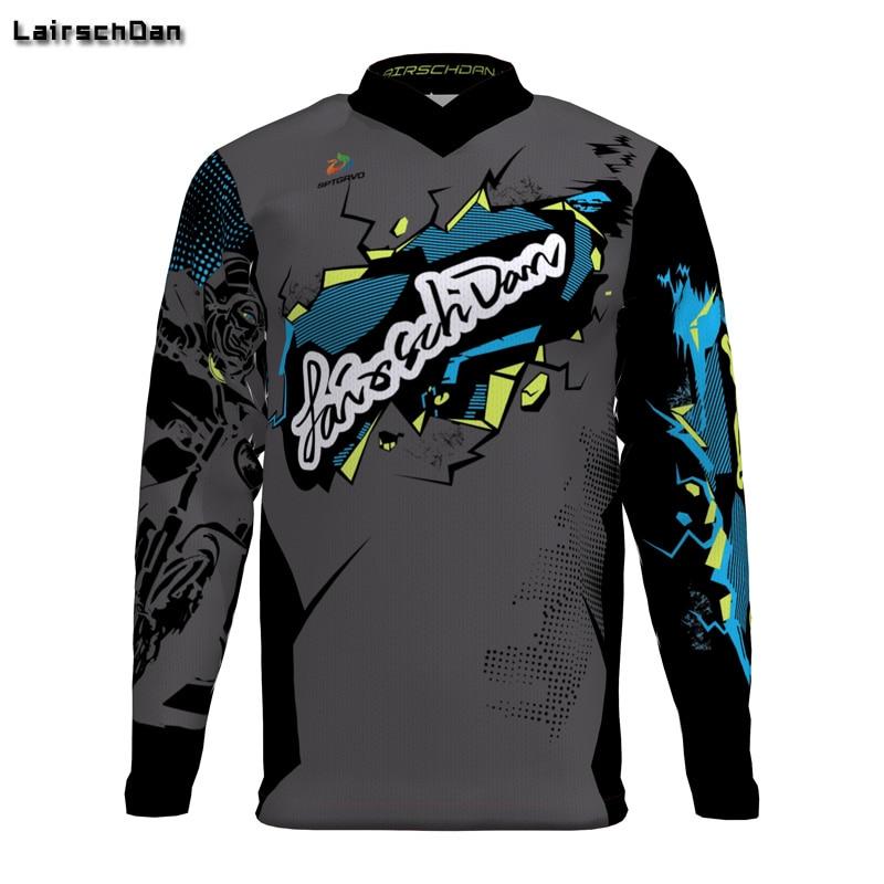 SPTGRVO-2019-Lairschdan-Pink-Men-Women-Motocross-Moto-Bycicle-BMX-Jersey-Mtb-Downhill-Tshirt-Larga-Enduro-3